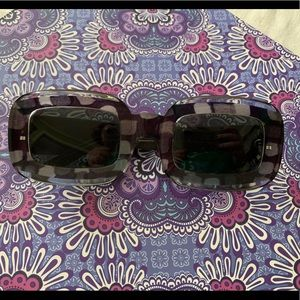Accessories - Purple shades